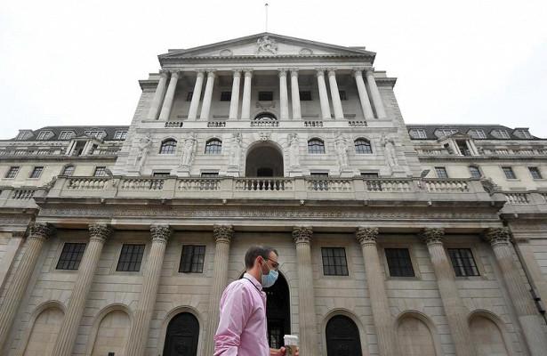 Банк Англии сохранил учетную ставку