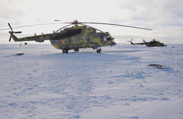 Россия создаст плавучие аэродромы вАрктике