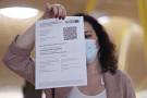 ВЕвросоюзе заработала единая система COVID-сертификатов
