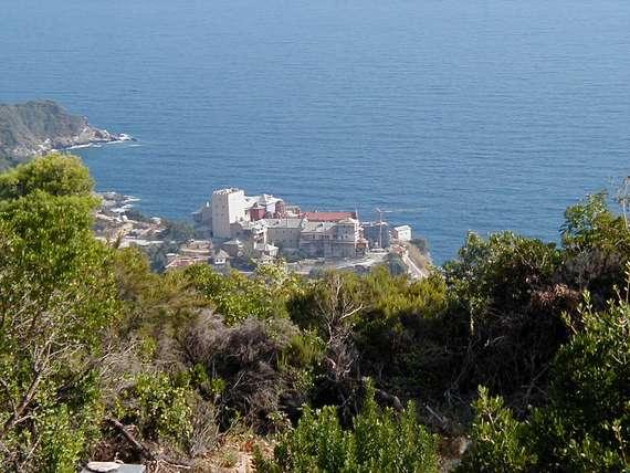 Недвижимость в остров Афон побережье