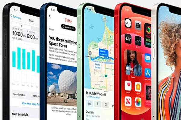 Apple выпустила первый iPhone с5G