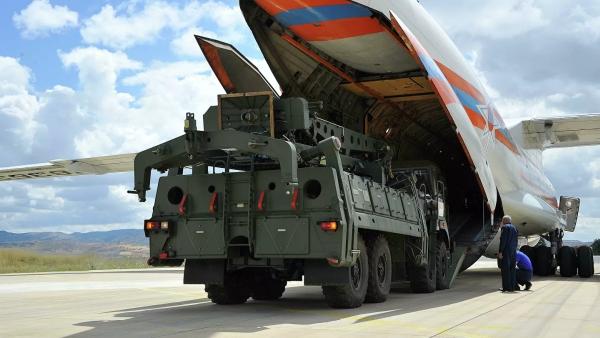 ВТурции предложили использовать С-400по«критской модели»