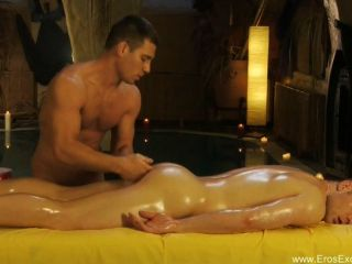 Amateur massage video male