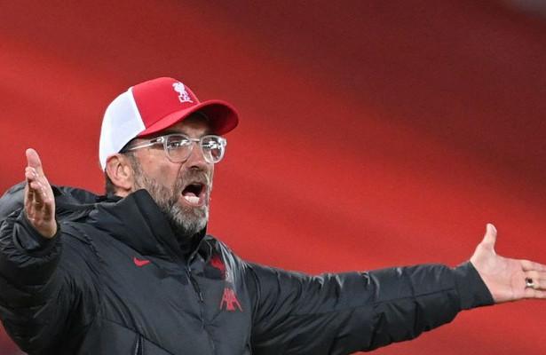 Тренер «Ливерпуля» объяснил ничью против «Манчестер Юнайтед»