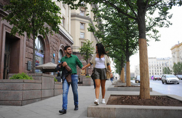 Уличная геометрия. Сколько Кольцевых улиц встолице