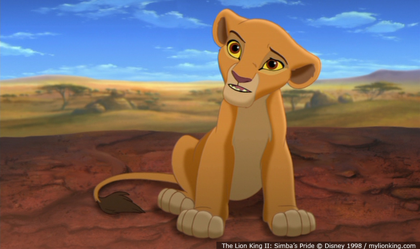 Watch The Lion King 2: Simba's Pride (1998) Movie Full