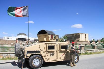 Вцентре Афганистана прогремел взрыв