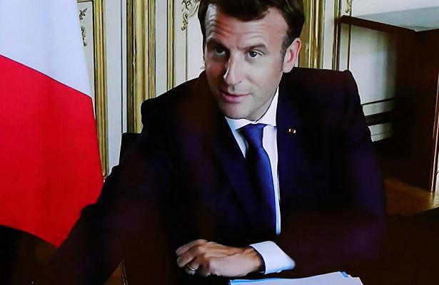 Эммануэль Макрон: «УФранции иАфрики должна быть история любви» (Jeune Afrique, Франция)