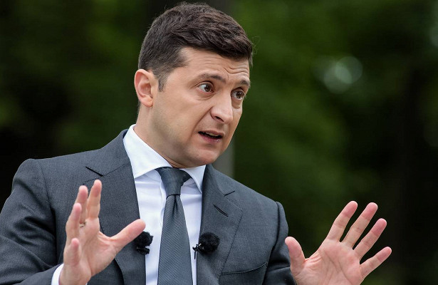 Зеленский вывел Украину изодного издоговоров СНГ