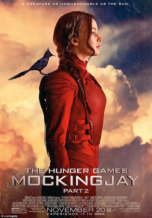 Watch The Hunger Games: Mockingjay - Part 2 Online