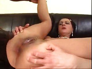 Hot big tits blonde fucked hard