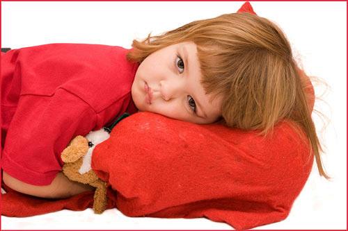 У ребенка болит голова и живот одновременно - Боли у