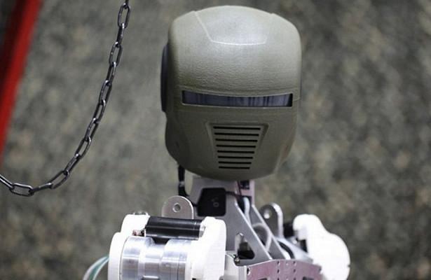 ВЯпонии двуногого робота научили «летящей походке»