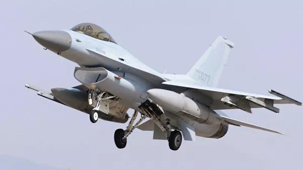 ВАзербайджане заметили истребители F-16