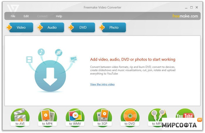Freemake Video Downloader 3822 Download for