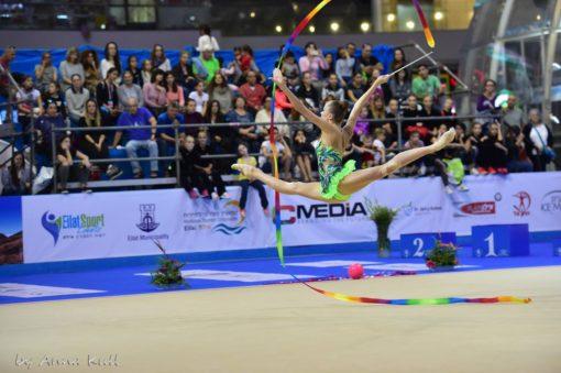 Юлия Бравикова выиграла всё«золото» Элайта