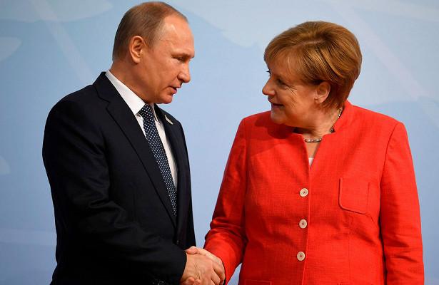 Путин ответил навопрос, будет лискучать поМеркель