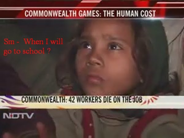 Write my essay on common wealth games 2010