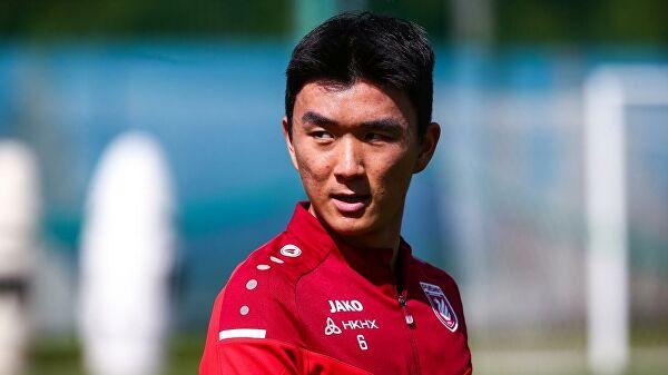 Полузащитник «Рубина» вызван в сборную Южной Кореи
