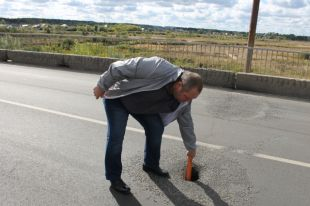 Общественники указали нанедочеты приремонте воронежских дорог