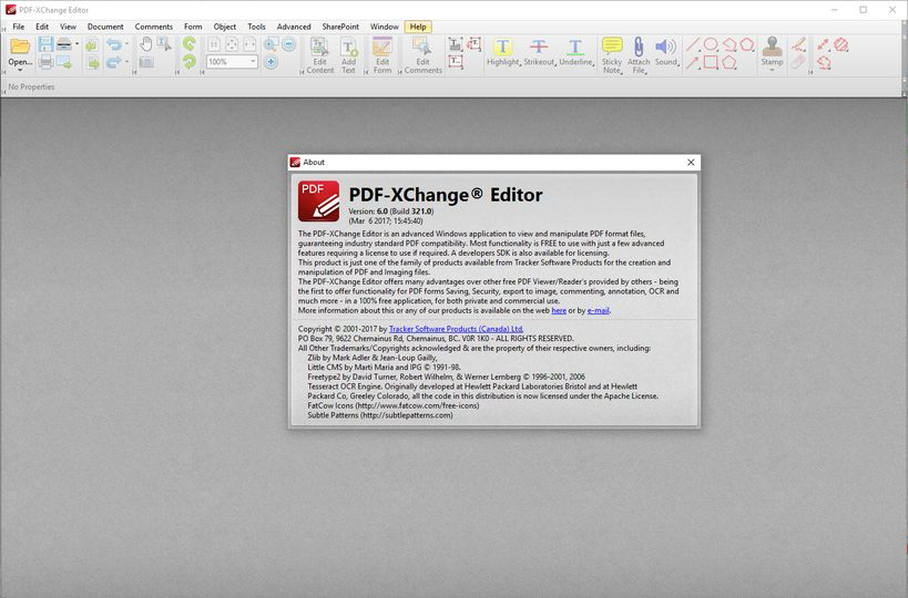 PDF-XChange Editor 703240 - Download