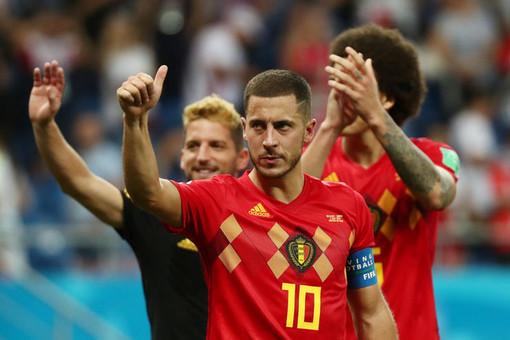 Полузащитник сборной Бельгии считает себя лучшим игроком ЧМ-2018
