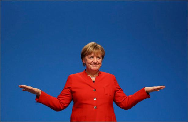 «Поездка мечты»: РЖДсогласились исполнить мечту Меркель