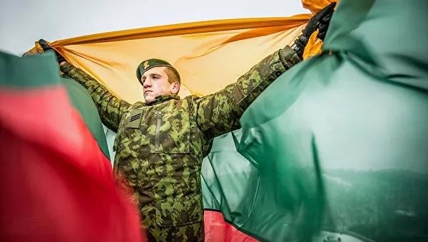 Литва заявила протест Белоруссии