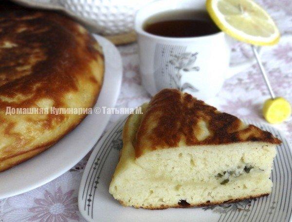 выпечка на сковороде рецепты с фото пошагово