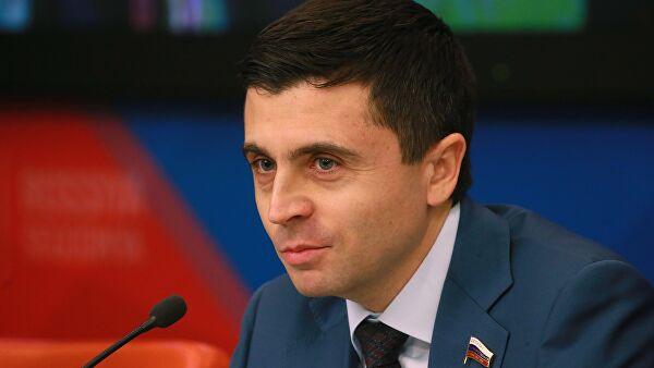 ВГосдуме оценили политику Украины поДонбассу фразой «горе отума»