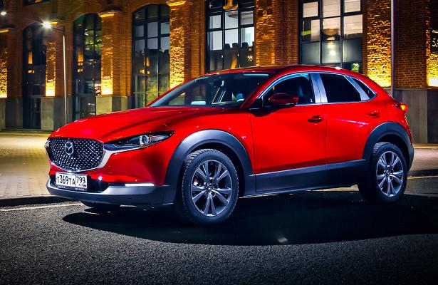 ac0dd934224c733360d9de5f4b8c6dc7 - Стали известны цены нановый Mazda CX‐30вРоссии