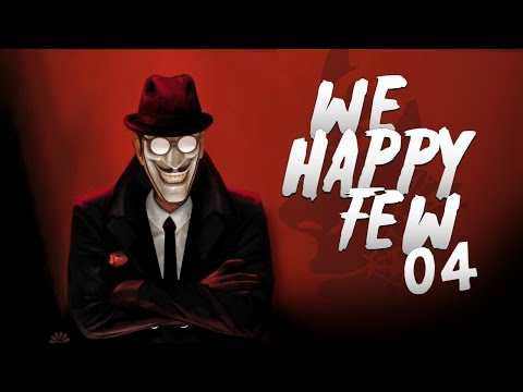 Happy Few - Definition and synonyms of Happy Few in