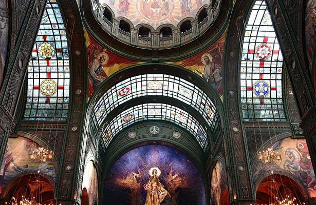 Ангелы иартиллерия: собор длянового российского самосознания (TheGuardian, Великобритания)