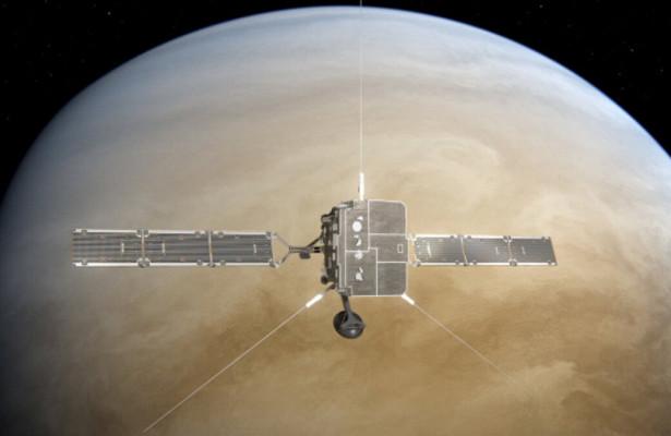 Космический зонд Solar Orbiter исследовал планету попути кСолнцу