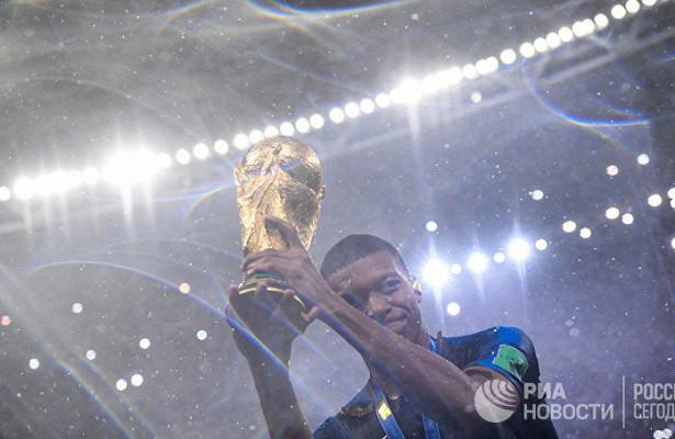 Футбол— самый успешный инструмент французской интеграции