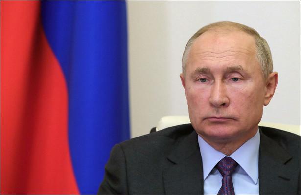 Путин впервые показал комнату отдыха всвоей резиденции