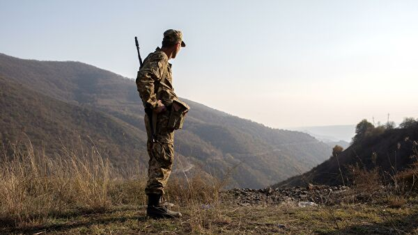 Активные боинапередовой вКарабахе прекращены, заявили вАрмении