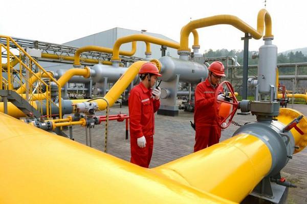 Китай увеличил импорт нефти всентябре
