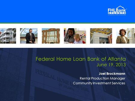 Cincinnati home loan bank
