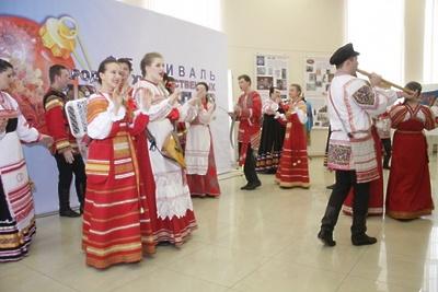 Фестиваль‑конкурс «Сыграем песню русскую» стартует вКлину
