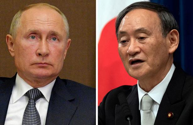 Спор оКурилах: Япония может согласиться надваострова