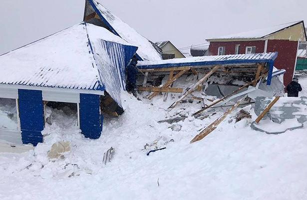 Один человек погиб присходе лавины вКарачаево-Черкесии