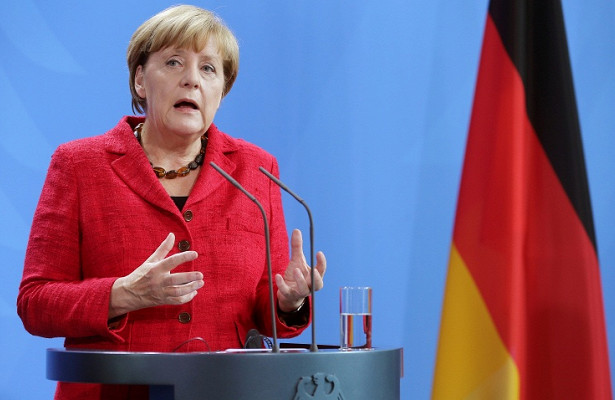 Пивная вБерлине внесла Меркель вчерный список