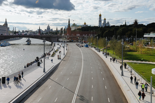 Программа «Ночи искусств» вМоскве