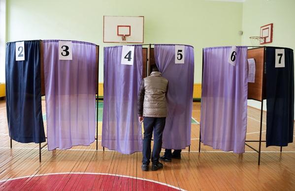 Больше голосов. Напрошедших вчера вПриангарье выборах явка оказалась выше обычного