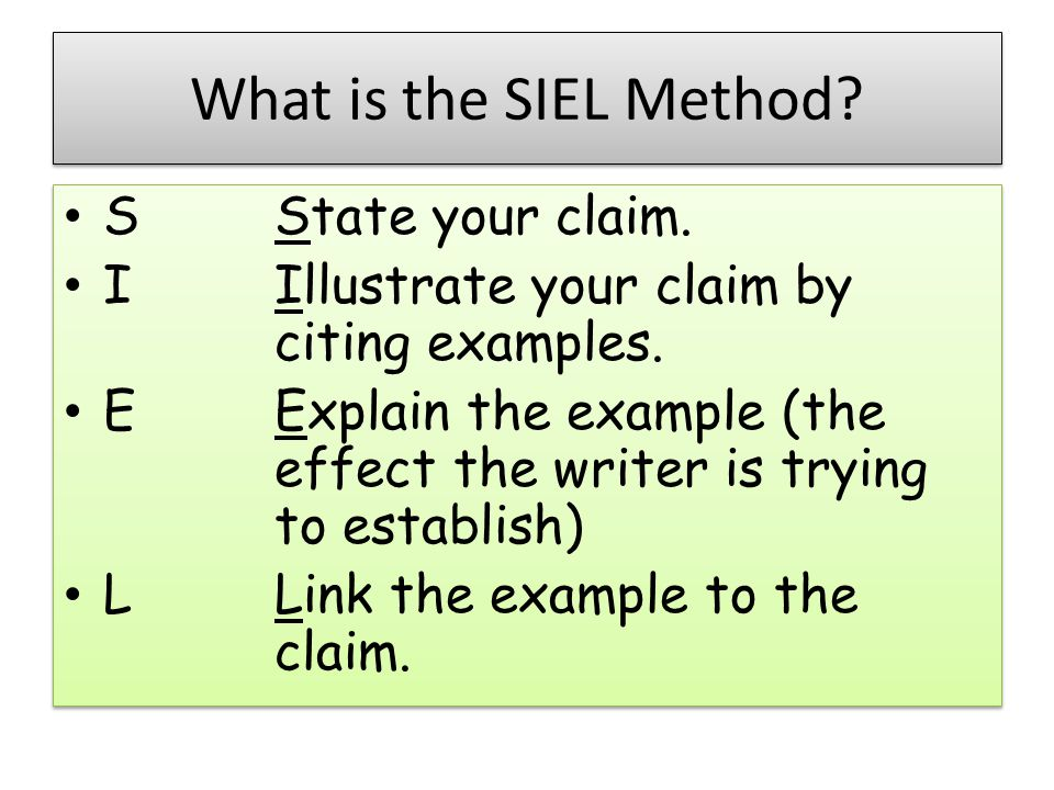 Sample Rhetorical Analysis