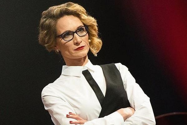 Ведущая «Слабого звена» высмеяла комика Ваню Усовича