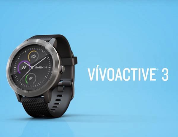 Manual vivoactive 3