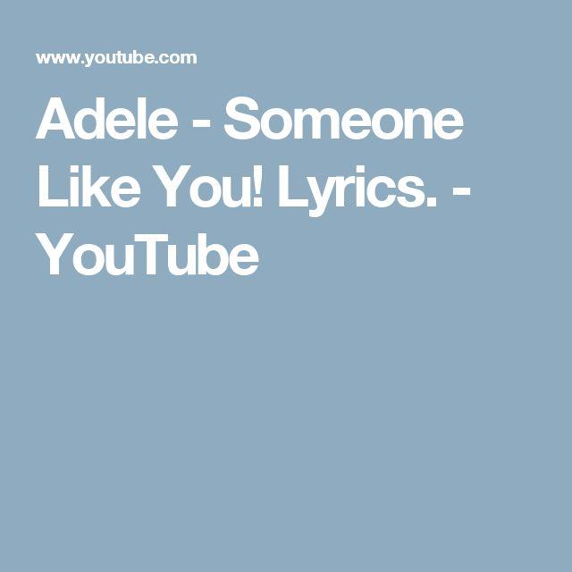 Piano Sheet Of Someone Like You PDF Download