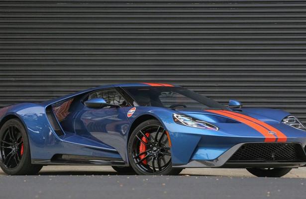 Редкий суперкар Ford GTпродаётся за54миллиона рублей